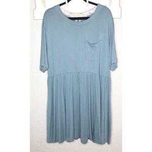 Agnes & Dora blue khalo dress